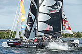 2014 Extreme Sailing Series Cardiff