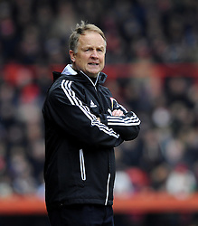 Bristol City Head coach, Sean O'Driscoll - Photo mandatory by-line: Joe Meredith/JMP - Tel: Mobile: 07966 386802 01/04/2013 - SPORT - FOOTBALL - Ashton Gate - Bristol -  Bristol City V Sheffield Wednesday - Npower Championship