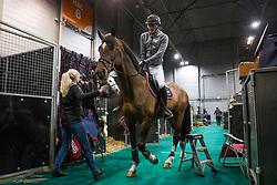 Philippaerts Olivier, BEL, Extra <br /> Indoor Brabant 2018<br /> © Sharon Vandeput<br /> 11/03/18