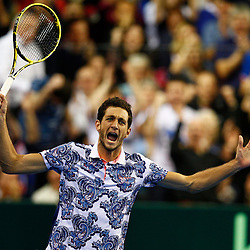 GB v USA | Davis Cup | 6 March 2015