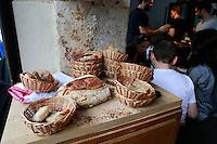 bread at bar martin, Paris