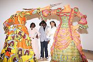 Brooklyn Museum Yinka Shonibare Exhibition Opening June 25 2009