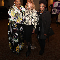 Channey Davis-Clark, Johnetta Carver, Shani Frazier
