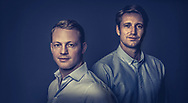 Headshot of both CEO from a company called Formhaus