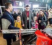 MP visit to Robot Wars set
