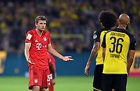 FUSSBALL 1. BUNDESLIGA   SAISON 2019/2020   SUPERCUP FINALE Borussia Dortmund - FC Bayern Muenchen    03.09.2019 Thomas Mueller (FC Bayern Muenchen) enttaeuscht DFL regulations prohibit any use of photographs as image sequences and/or quasi-video.