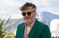 Director Christophe Honoré at Room 212 (Chambre 212) film photo call at the 72nd Cannes Film Festival, Monday 20th May 2019, Cannes, France. Photo credit: Doreen Kennedy
