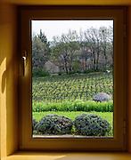 Le Mas Del Sol. Chambre Tonneau, Provence, France.