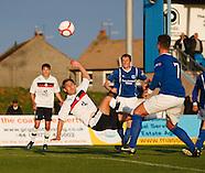 31-07-2012 Peterhead v Dundee