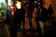 Belo Horizonte - MG, 13 de julho de 2006.Pauta: Oficina de producao Criart.Reuniao semanal dos alunos da Oficina de producao cultural CRIART no Aglomerado da Serra em Belo Horizonte. Estes alunos sao os coordenadores do encontro cultural que irao produzir em agosto como objeto de formacao da oficina..Nas fotos, os alunos Moises Viana (toca preta),  Jansey Valdez Maclaren (camisa laranja), Reinaldo de Silva Santana (toca cinza), Danilo  Monteiro (toca colorida), Schirley Maria Araujo (loura de camisa laranja)..FOTO: Bruno Magalhaes / Agencia Nitro