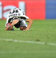 2013/08/22 Udinese vs Slovan Liberec 1-3