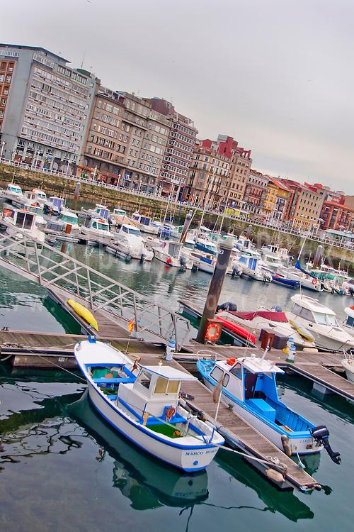 Alberto Carrera, Gijón Harbour, Gijón, Asturias, Spain, Europe