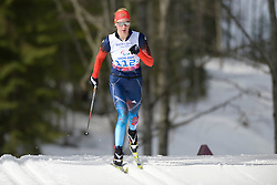 KAUFMAN Alena competing in the Nordic Skiing XC Long Distance at the 2014 Sochi Winter Paralympic Games, Russia