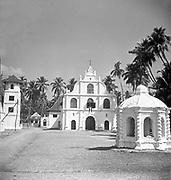 India. Church.