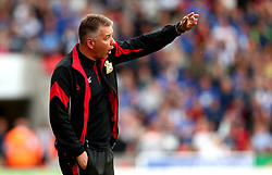 Doncaster Rovers manager Darren Ferguson - Mandatory by-line: Robbie Stephenson/JMP - 26/07/2017 - FOOTBALL - The Keepmoat Stadium - Doncaster, England - Doncaster Rovers v Sheffield Wednesday - Pre-season friendly