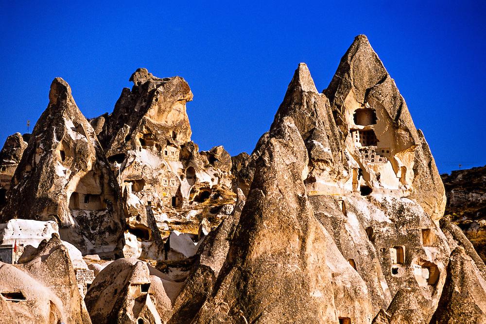 Uchisar, Cappadocia, Turkey
