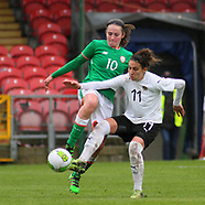 Women U19 Elite: Ireland 1 - 1 Austria : 2nd April 2018