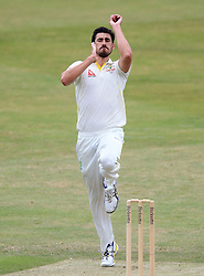 File photo dated 02-07-2015 of Australia's Mitchell Starc bowls during the tour match at the Essex County Ground, Chelmsford.