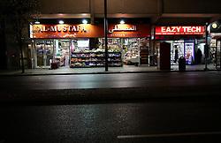 UK ENGLAND LONDON 26MAR14 - Al-Mustafa shop on Edgware Road, Paddington, central London.<br /> <br /> jre/Photo by Jiri Rezac<br /> <br /> © Jiri Rezac 2014
