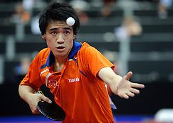 09-05-2011 TAFELTENNIS: WORLD TABLE TENNIS CHAMPIONSHIPS: ROTTERDAM<br /> Wai Lung Chung<br /> ©2011-FotoHoogendoorn.nl
