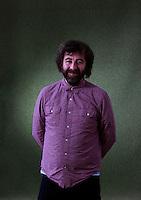 David O'Doherty<br /> Edinburgh International Book Festival 2014 photos taken in Charlotte Square Gardens. Edinburgh. Pako Mera 12/08/2014