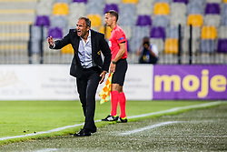 Darko Milanic head coach of NK Maribor during 1st Leg football match between NK Maribor (SLO) and FH Hafnarfjordur (ISL) in Third qualifying round of UEFA Champions League 2017/18, July 26, 2017, in Stadium Ljudski vrt, Maribor, Slovenia. Photo by Grega Valancic / Sportida