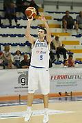 29/05/2008<br /> Torneo Bandiera Blu Italia-Algeria<br /> Nella Foto: daniele cinciarini<br /> Foto Ciamillo