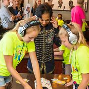 NLD/Amingtonesterdam/20180620 - Uitreiking Award Beste Ringtone, kinderen componeren de ringtone