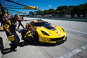 August 5-7, 2016 - Road America: #4 Oliver Gavin, Tommy Milner, Corvette Racing, Corvette C7 GTLM