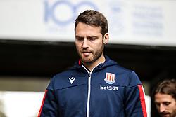 Nick Powell of Stoke City - Andrew Lewis/JMP - 05/10/2019 - FOOTBALL - Liberty Stadium - Swansea, England - Swansea City v Stoke City - Sky Bet Championship