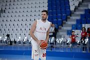Della Valle Amedeo<br /> A|X Armani Exchange Milano - Fiat Torino<br /> Zurich Connect Supercoppa 2018-2019<br /> Lega Basket Serie A<br /> Brescia 30/09/2018<br /> Foto Ciamillo & Castoria