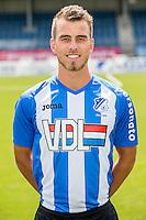 EINDHOVEN - Persdag FC Eindhoven , Voetbal , Seizoen 2015/2016 , Jan Louwers stadion , 22-07-2015 , Thomas Horsten