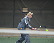 Oxford High vs. Alcorn Central in high school tennis action at Avent Park in Oxford, Miss. on Tuesday, February 26, 2013.