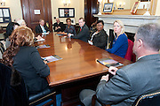 Many associations visit their representatives during their conferences in DC. Advocacy- Congressional visits