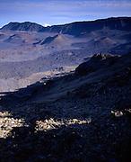 Haleakala Crater, Crater, Haleakala, Haleakala National Park, Maui, Hawaii