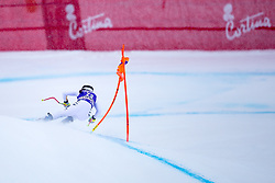 17.01.2018, Olympia delle Tofane, Cortina d Ampezzo, ITA, FIS Weltcup Ski Alpin, Abfahrt, Damen, 1. Training, im Bild Kira Weidle (GER) // Kira Weidle of Germany in action during the 1st practice run of ladie' s downhill of the Cortina FIS Ski Alpine World Cup at the Olympia delle Tofane course in Cortina d Ampezzo, Italy on 2018/01/17. EXPA Pictures © 2018, PhotoCredit: EXPA/ Dominik Angerer