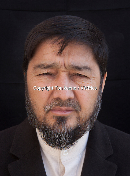 Amer Abdul Latif, ex governeur Kunduz, tribal leader of uzbeks in Kunduz