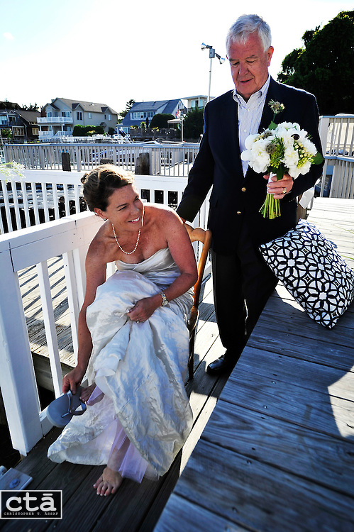 The wedding of Karen Cubbison and Craig Socie. Married June 2, 2012 in Stone Harbor, N.J. (Photo by Christopher T. Assaf/all rights reserved) #17..©2012