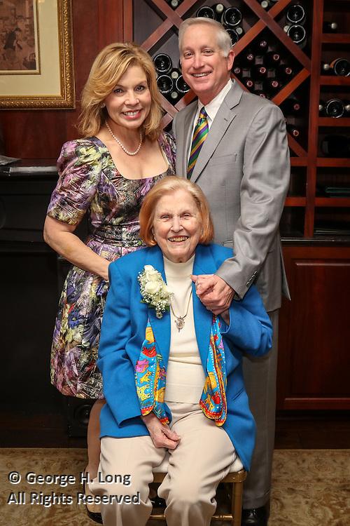 The 90th birthday celebration for Hilda Blitch at Galatoire's 33