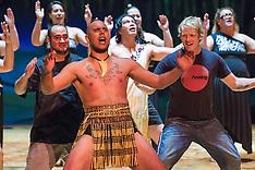 Auckland - Powhiri to Welcome Cirque du Soleil's Totem