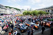 July 27-30, 2017 -  Total 24 Hours of Spa, Strakka Racing, David Fumanelli, Jonny Kane, Sam Tordoff, McLaren 650 S GT3, Strakka Racing, Jazeman Jaafar,Pieter Schothorst, Andrew Watson, McLaren 650 S GT3