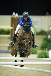Leprevost Penelope, (FRA), Vagabond de la Pomme <br />  Longines FEI World Cup™ Jumping Final Las Vegas 2015<br />  © Hippo Foto - Dirk Caremans<br /> Final III round 2 - 19/04/15