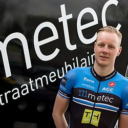 26-02-2016: Wielrennen: Persmoment Metec CT: Arnhem<br />ARNHEM (NED) wielrennen<br />Tijmen Eising (Emmen) wil na een rot seizoen in 2015 er weer vol tegen aan in 2016.