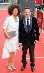 Edinburgh International Film Festival, Wednesday, 19th June 2018<br /> <br /> Opening Night Red Carpet: PUZZLE (International Premiere) <br /> <br /> Pictured: Joe McFadden and Mary Jean Walsh<br /> <br /> (c) Aimee Todd | Edinburgh Elite media