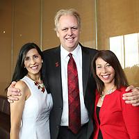 El Rogers, George Weber, Lindsay Firestone
