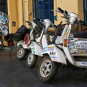 Piaggio Museum, Pontedera, Tuscany, Italy