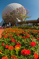 Epcot Flower & Garden Festival, Epcot, Walt Disney World, Orlando, Florida USA