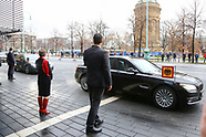 Bundespräsident eröffnet Kunsthalle