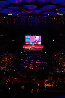 Institute of Directors Annual Convention 2014 in the Royal Albert Hall.