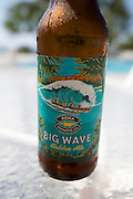 Hapuna Beach Prince Hotel. Kona Big Wave Golden Ale.